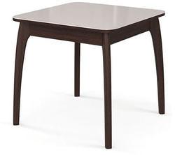 Стол №45 ДН4 венге/стекло белое