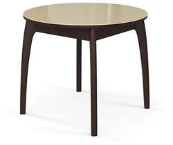 Стол №46 ДН4 венге/стекло бежевое