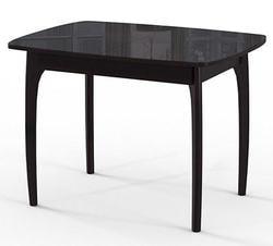 Стол №40 ДН4 венге/стекло черное