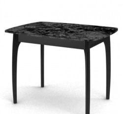 Стол №40 ДН4 венге/ мрамор 4046