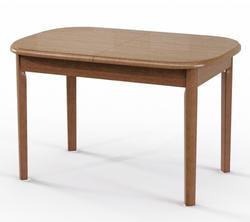 Стол обеденный овальный ВМ30 (дуб)