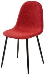 Стул MOLLY TRF-04 красный, ткань