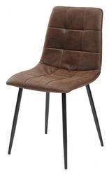 Стул COACH GW-12 коричневый винтажный, ткань