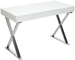 Стол письменный Lazetti (mod. EWD-HS01) Белый