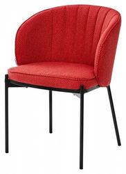 Стул DIANA TRF-04 красный, ткань