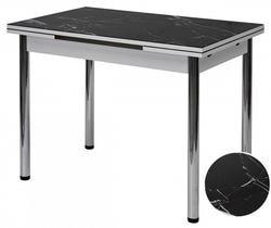 Стол 4001 BLACK MARBLE