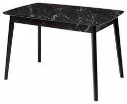 Стол 29 BLACK MARBLE черный мрамор