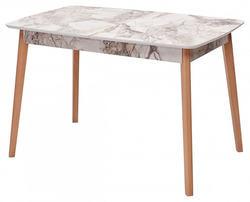 Стол 29 WHITE MARBLE белый мрамор